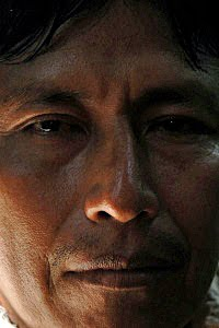 Orlando Chujandama, Curandero Vegetalista