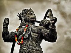 Jai Hanuman-ji
